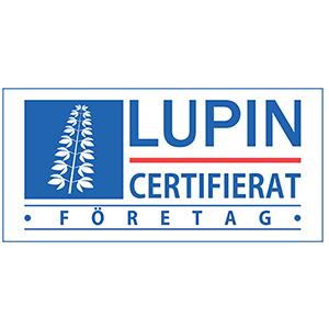 Lupin Certifierad